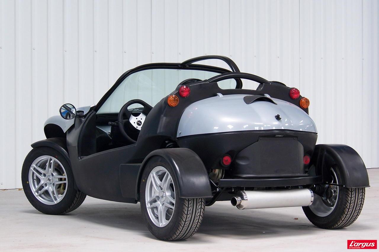 secma lance sa voiture sans permis photo 2 l 39 argus. Black Bedroom Furniture Sets. Home Design Ideas