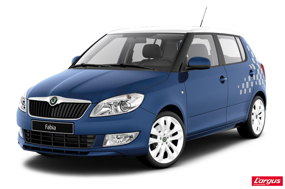 un pack rs pour la skoda fabia photo 3 l 39 argus. Black Bedroom Furniture Sets. Home Design Ideas