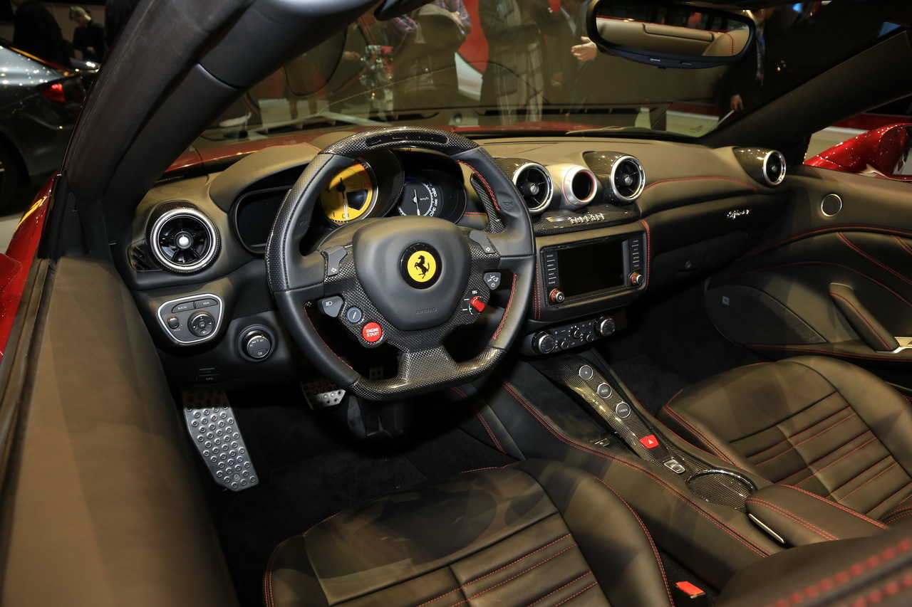 Ferrari California Interieur Of Interieur Ferrari - Deplim.com