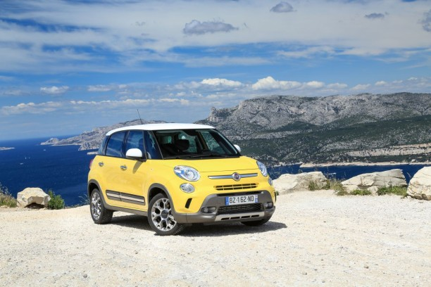 essai de la fiat 500 l trekking 1 6 mjet 105 l 39 argus. Black Bedroom Furniture Sets. Home Design Ideas