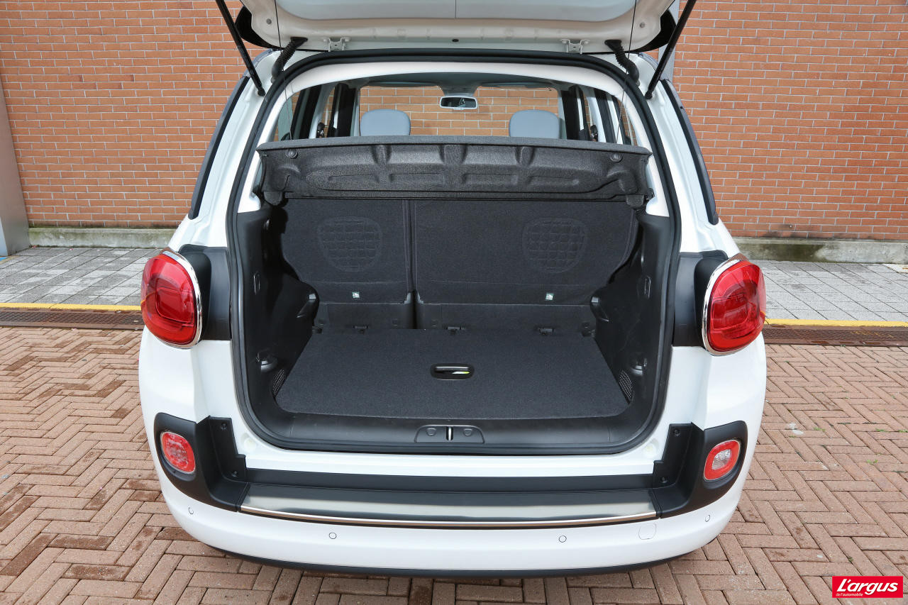 la fiat 500l l 39 essai photo 40 l 39 argus. Black Bedroom Furniture Sets. Home Design Ideas