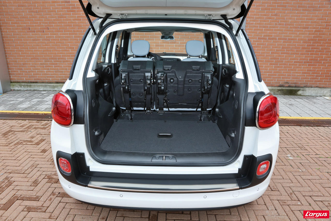 la fiat 500l l 39 essai photo 44 l 39 argus. Black Bedroom Furniture Sets. Home Design Ideas