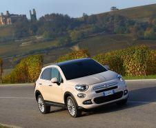 La nouvelle Fiat 500X fait sa tourn�e