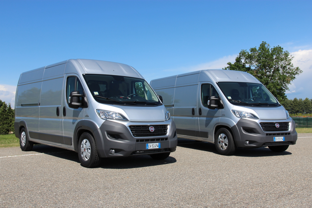 double hausse pour le nouveau fiat ducato photo 1 l 39 argus. Black Bedroom Furniture Sets. Home Design Ideas
