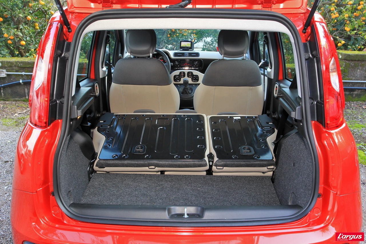 la nouvelle fiat panda l 39 essai photo 30 l 39 argus. Black Bedroom Furniture Sets. Home Design Ideas