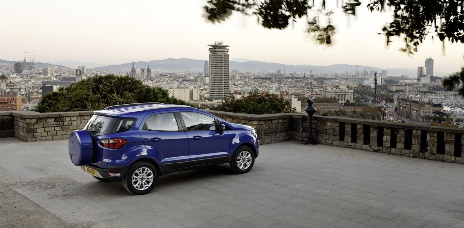 essai ford ecosport 1 5 tdci titanium 2013 photo 3 l 39 argus. Black Bedroom Furniture Sets. Home Design Ideas