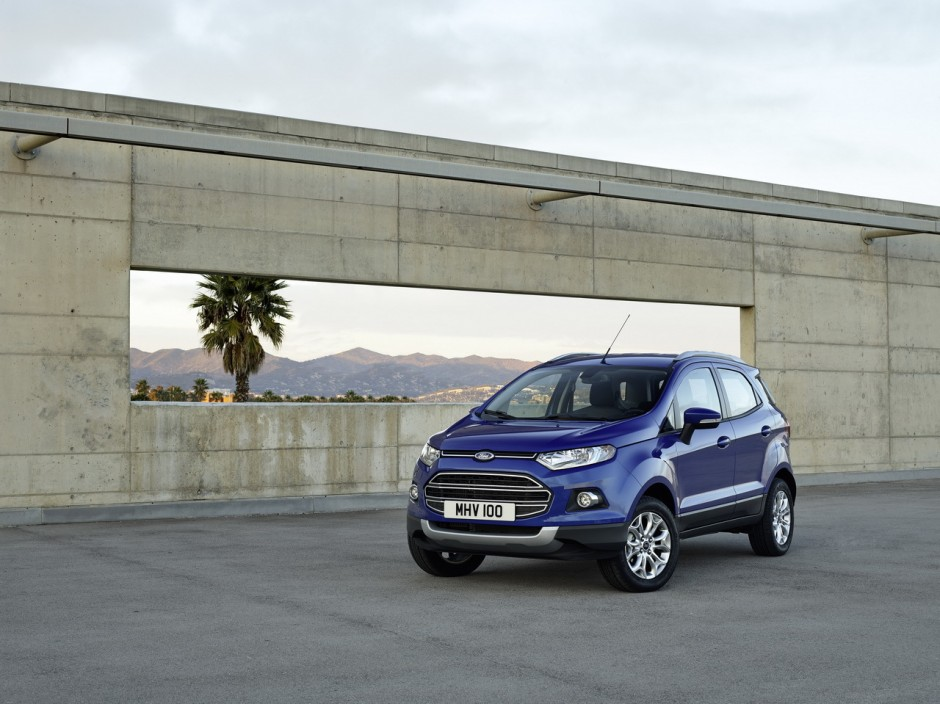 essai ford ecosport 1 5 tdci titanium 2013 photo 4 l 39 argus. Black Bedroom Furniture Sets. Home Design Ideas
