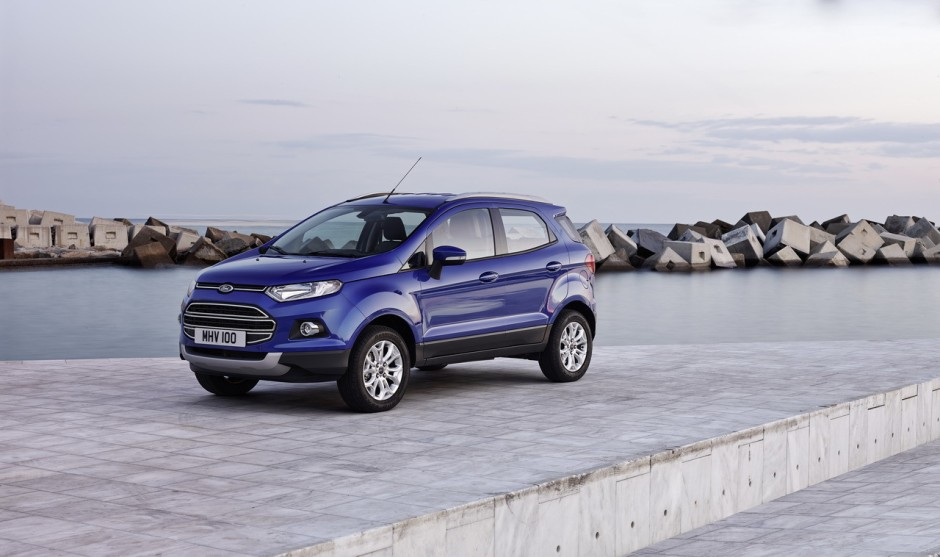 essai ford ecosport 1 5 tdci titanium 2013 photo 5 l 39 argus. Black Bedroom Furniture Sets. Home Design Ideas