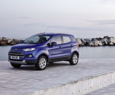 Ford EcoSport : une finition Trend plus accessible