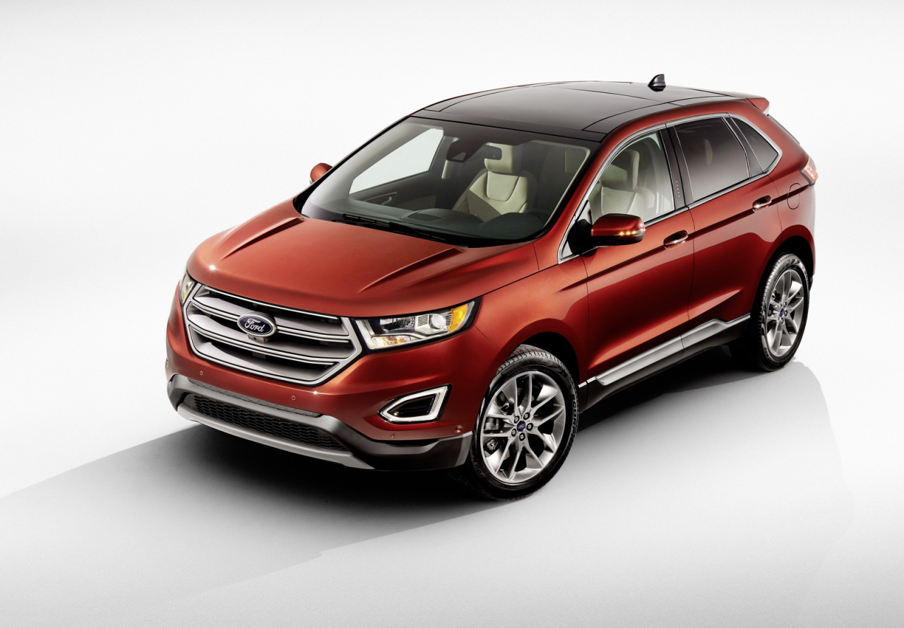 ford edge 2015 un nouveau suv haut de gamme pour l 39 europe l 39 argus. Black Bedroom Furniture Sets. Home Design Ideas