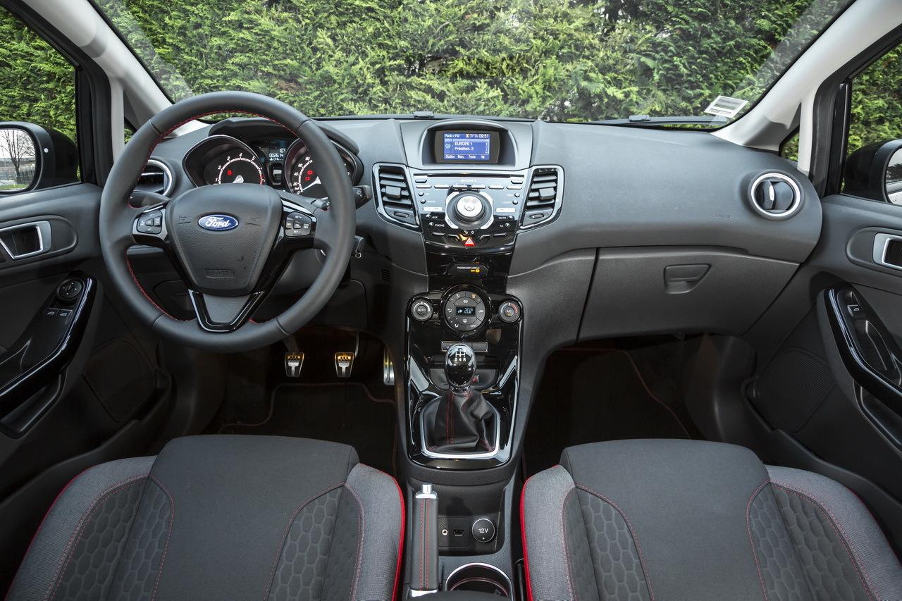 Ford Fiesta Black Edition Le 1 0 Ecoboost 140 224 L Essai