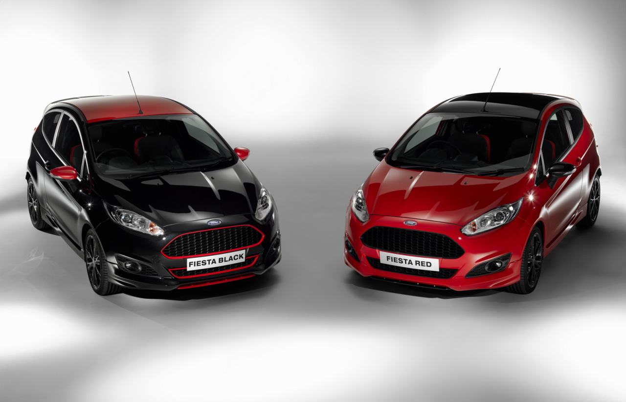 ford fiesta red edition 2014 petite sportive de 140 ch l 39 argus. Black Bedroom Furniture Sets. Home Design Ideas