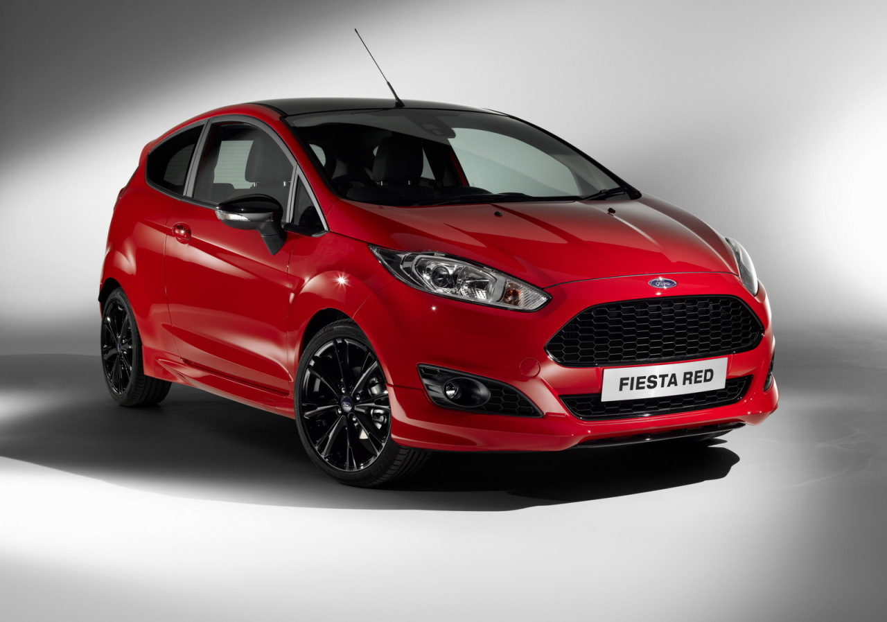 ford fiesta red edition 2014 petite sportive de 140 ch photo 6 l 39 argus. Black Bedroom Furniture Sets. Home Design Ideas