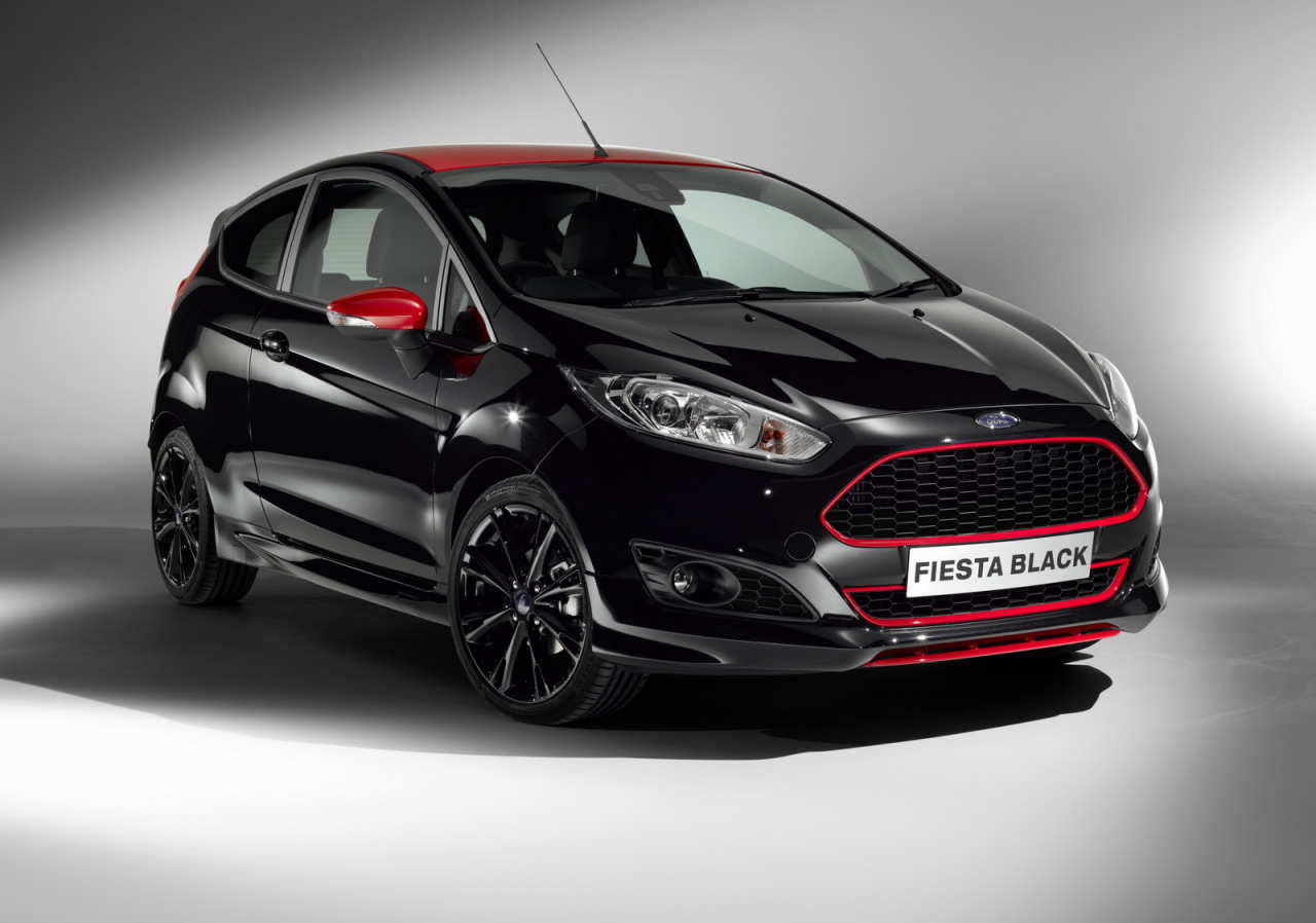 ford fiesta red edition 2014 petite sportive de 140 ch photo 7 l 39 argus. Black Bedroom Furniture Sets. Home Design Ideas