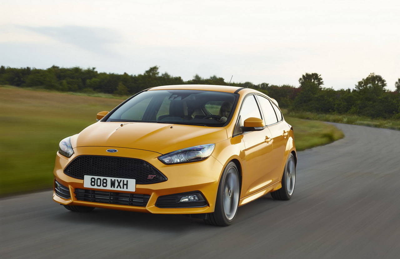ford focus st 2014 un restylage et une nouvelle version diesel l 39 argus. Black Bedroom Furniture Sets. Home Design Ideas