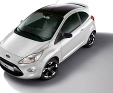 Ford Ka Black&White Edition (2015) : nouvelle s�rie sp�ciale