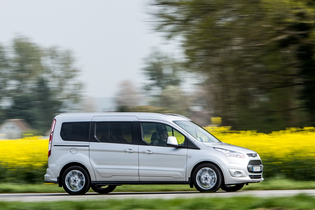 Essai Ford Grand Tourneo Connect Ludospace 224 7 Places
