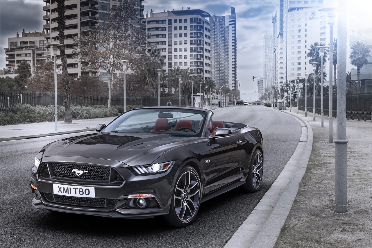 prix ford mustang 2015 les tarifs fran ais d voil s photo 7 l 39 argus. Black Bedroom Furniture Sets. Home Design Ideas