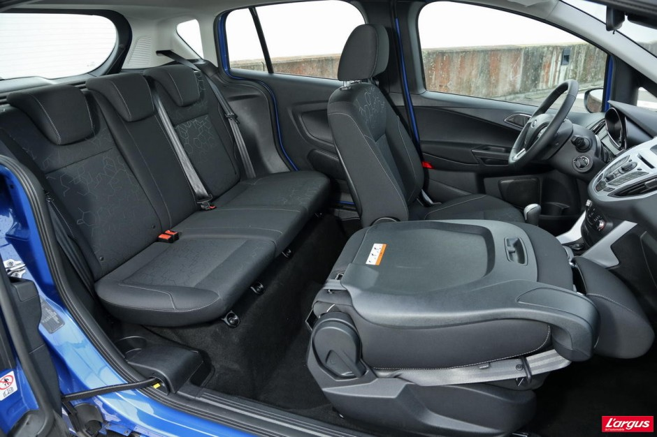 voiture neuve quelle ford b max choisir photo 35 l 39 argus. Black Bedroom Furniture Sets. Home Design Ideas