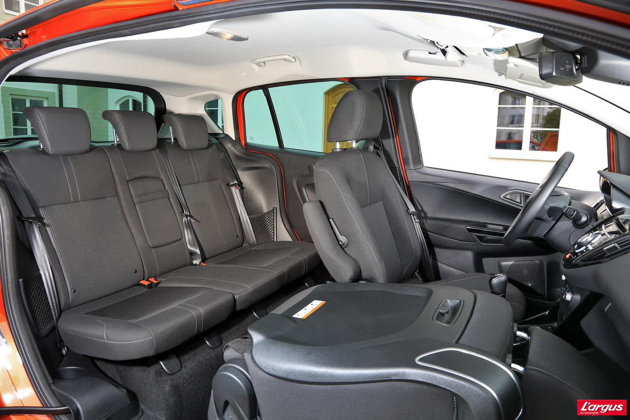 essai du ford b max 1 6 tdci 95 2012 photo 23 l 39 argus. Black Bedroom Furniture Sets. Home Design Ideas