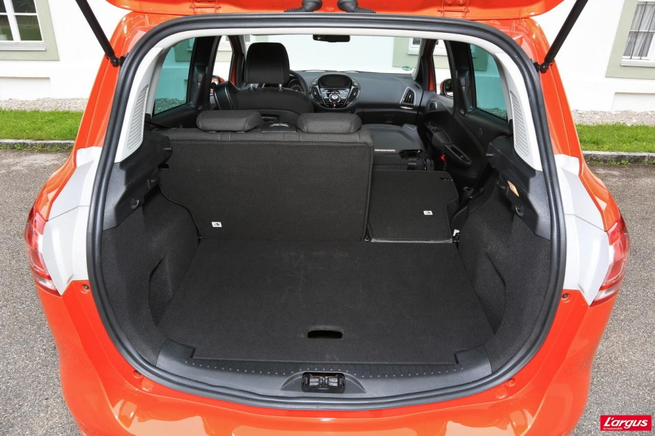essai du ford b max 1 6 tdci 95 2012 photo 27 l 39 argus. Black Bedroom Furniture Sets. Home Design Ideas