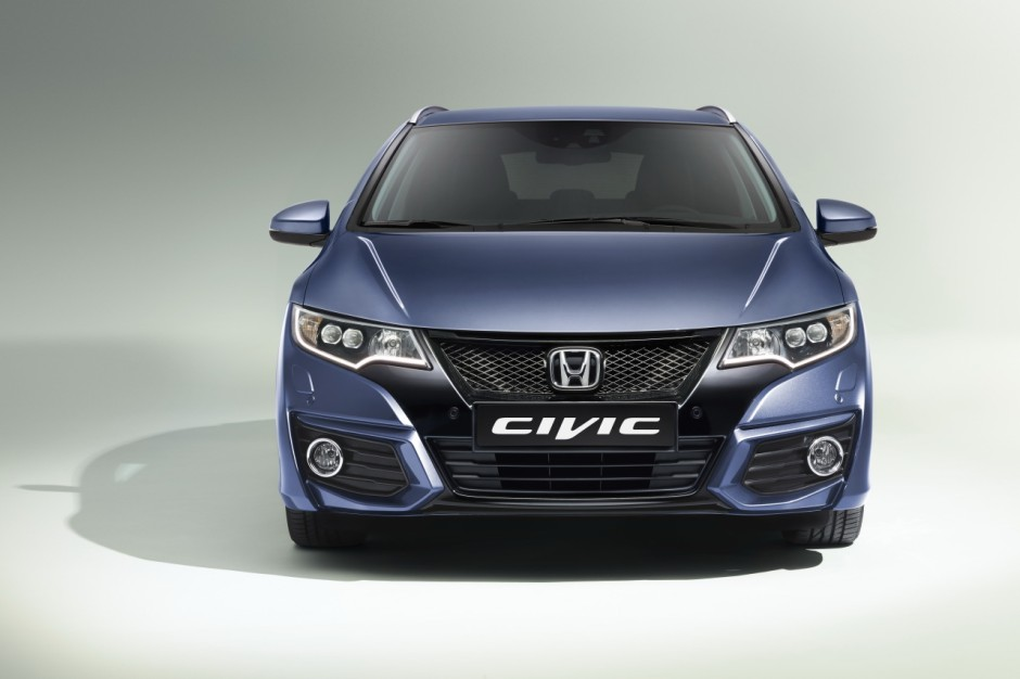 honda civic 2015 les prix de la civic restyl e photo 7 l 39 argus. Black Bedroom Furniture Sets. Home Design Ideas