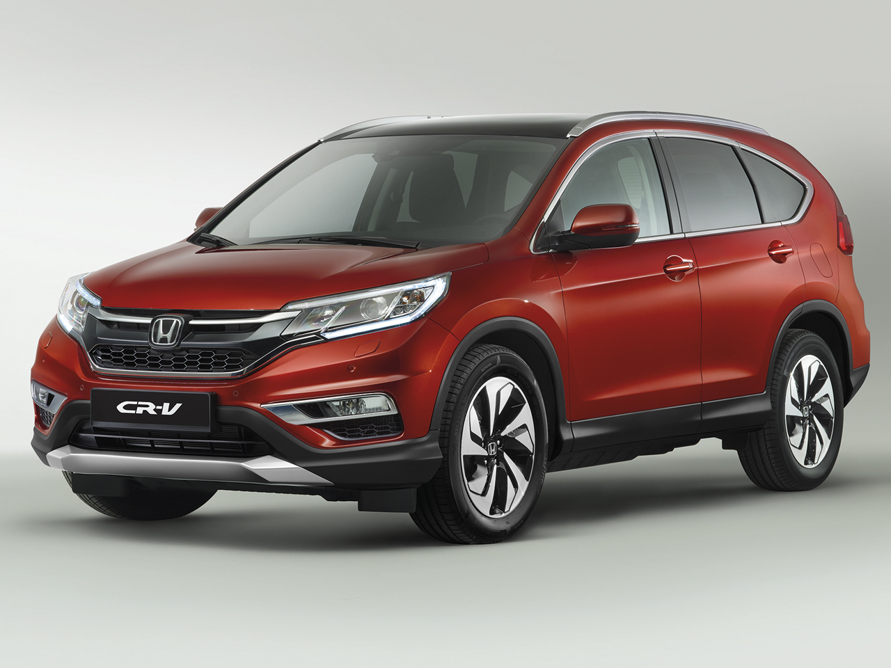 Honda cr v 2015 premi res photos officielles l 39 argus for Truecar com honda crv