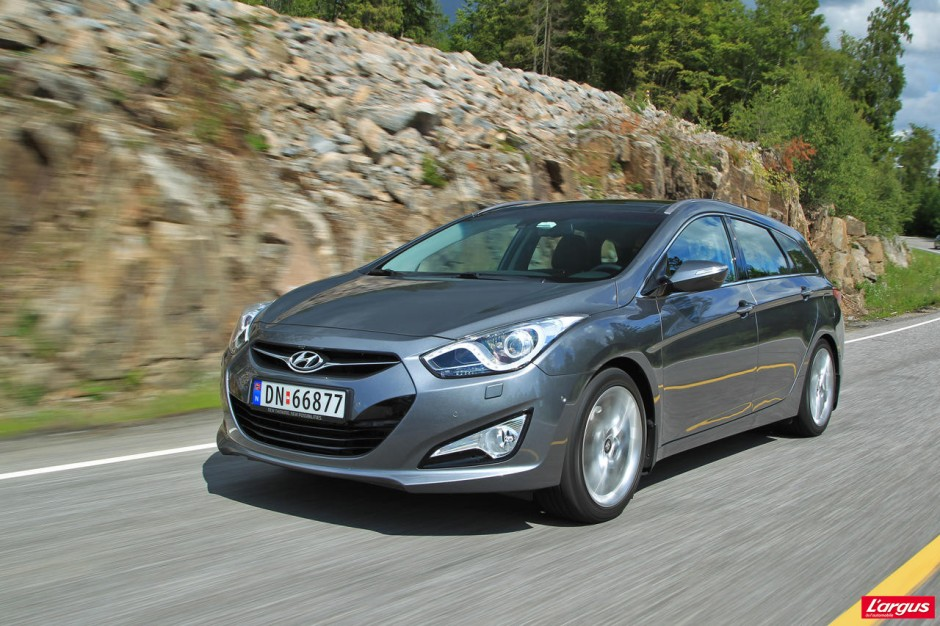 hyundai i40 sw un authentique break familial photo 7 l 39 argus. Black Bedroom Furniture Sets. Home Design Ideas