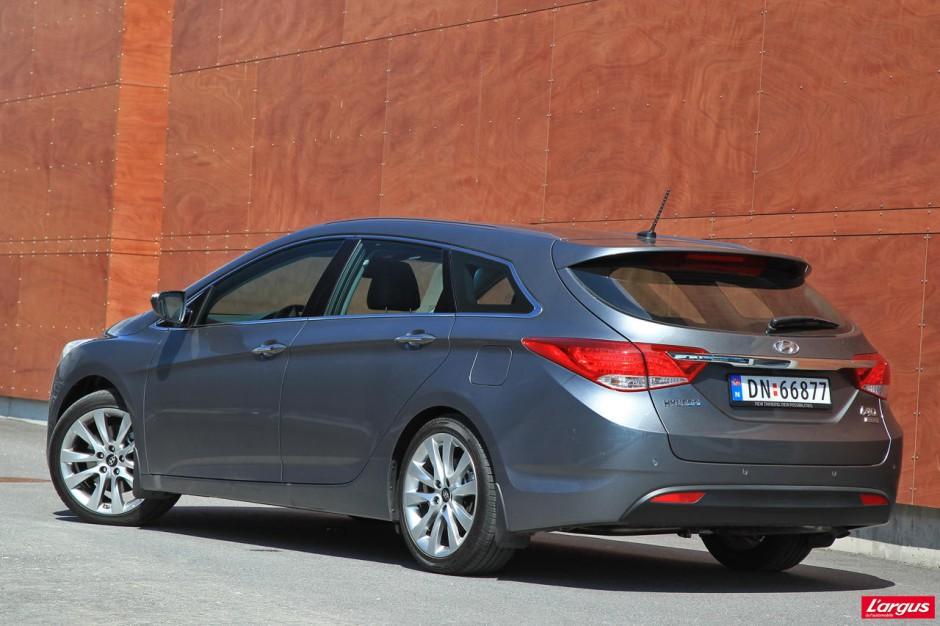 hyundai i40 sw un authentique break familial photo 21 l 39 argus. Black Bedroom Furniture Sets. Home Design Ideas