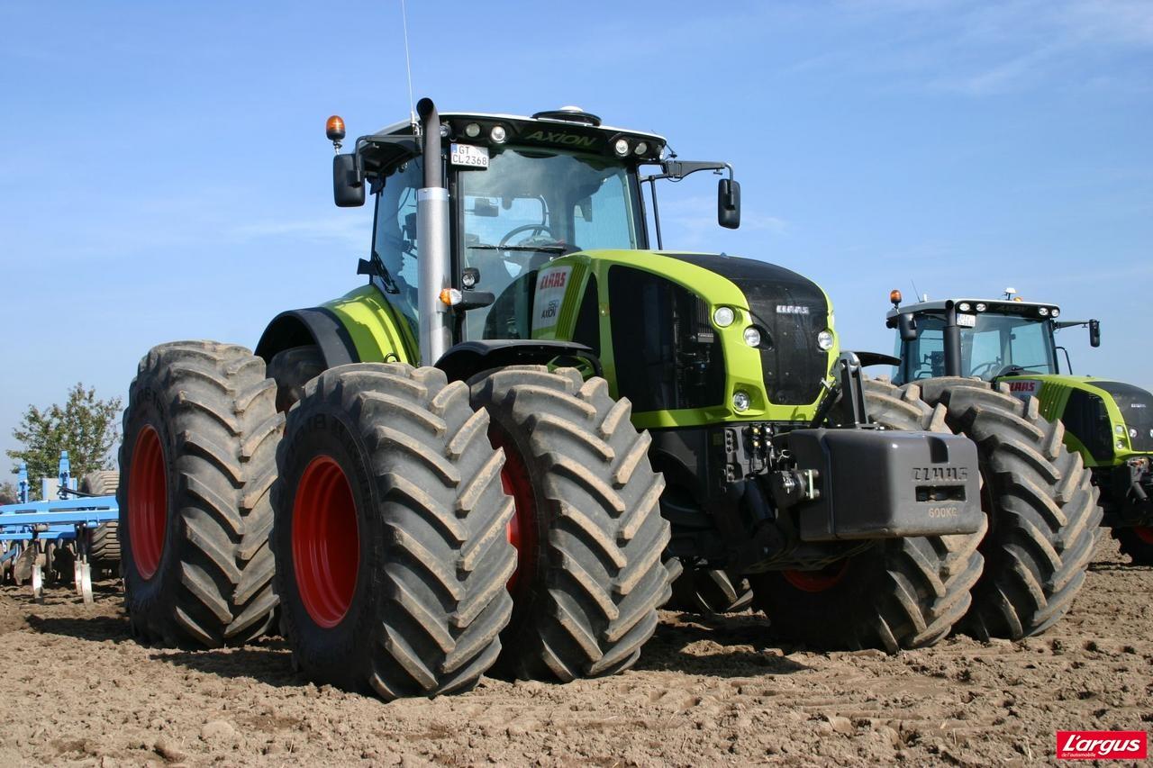 L 39 axion 900 fleuron des tracteurs class photo 1 l 39 argus - Image tracteur ...