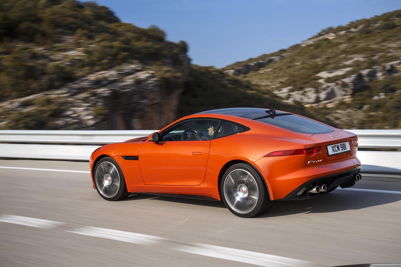 La jaguar f type r coup l 39 essai photo 8 l 39 argus - Jaguar f type coupe occasion ...