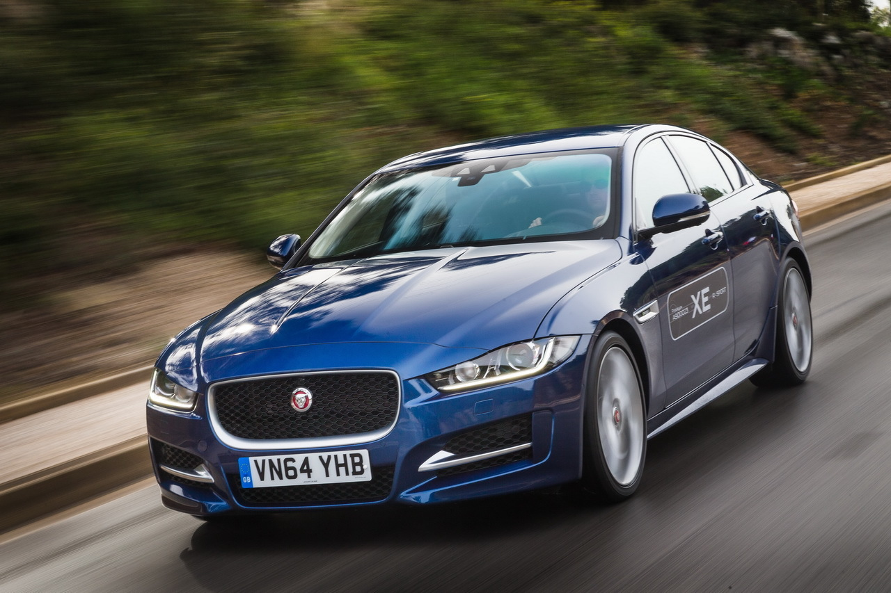 la nouvelle jaguar xe l 39 essai en avant premi re photo 17 l 39 argus. Black Bedroom Furniture Sets. Home Design Ideas