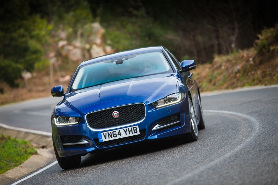 la nouvelle jaguar xe l 39 essai en avant premi re photo 26 l 39 argus. Black Bedroom Furniture Sets. Home Design Ideas