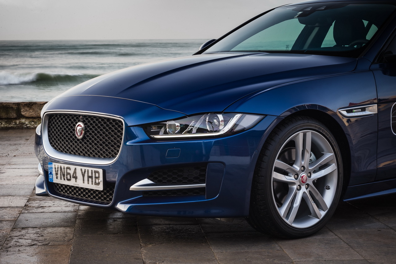 la nouvelle jaguar xe l 39 essai en avant premi re photo 13 l 39 argus. Black Bedroom Furniture Sets. Home Design Ideas