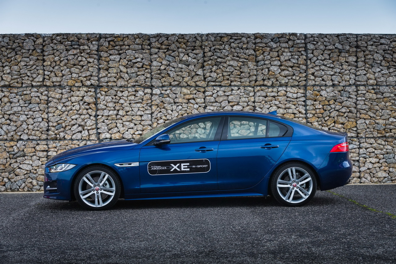 la nouvelle jaguar xe l 39 essai en avant premi re photo 3 l 39 argus. Black Bedroom Furniture Sets. Home Design Ideas