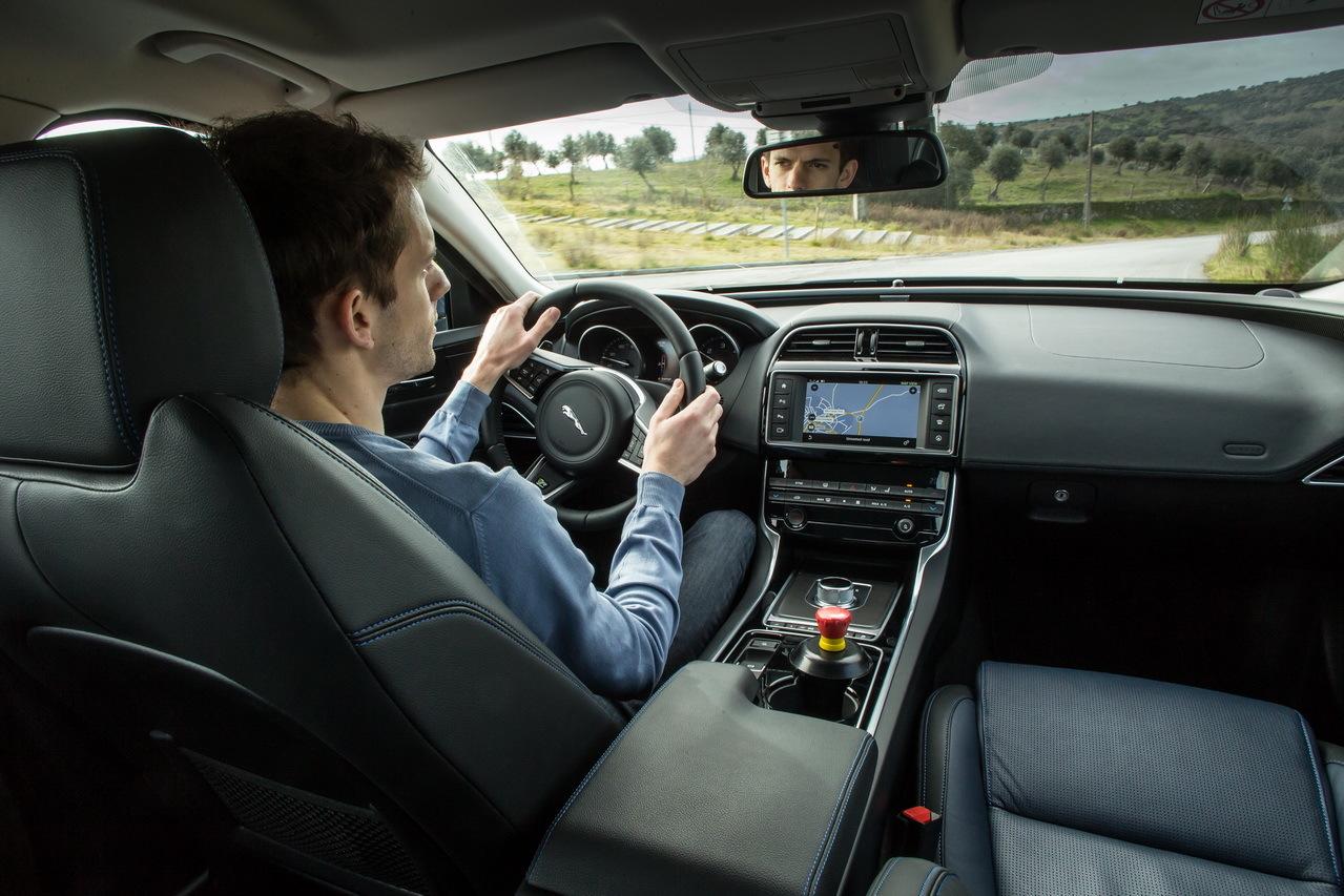 La nouvelle Jaguar XE à l\'essai en avant-première - Photo #6 - L\'argus