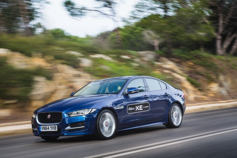 la nouvelle jaguar xe l 39 essai en avant premi re photo 16 l 39 argus. Black Bedroom Furniture Sets. Home Design Ideas