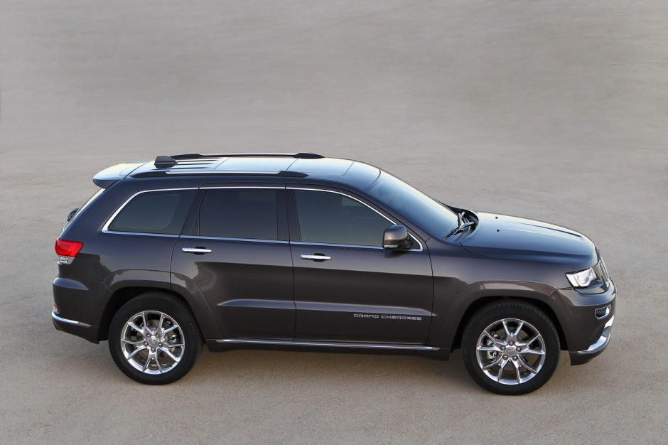essai du jeep grand cherokee restyl photo 19 l 39 argus. Black Bedroom Furniture Sets. Home Design Ideas