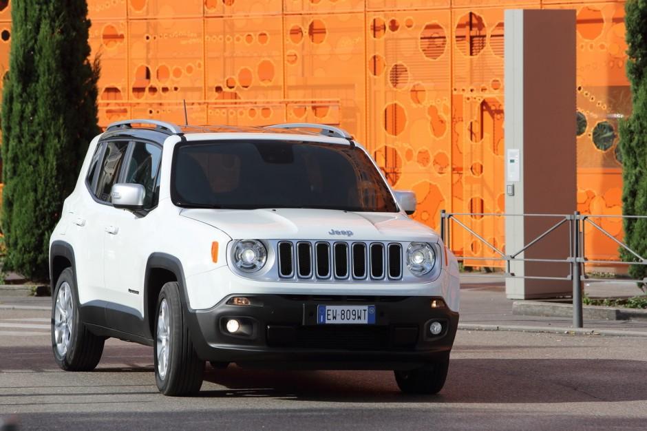 essai nouveau renegade jeep arrive en ville photo 5 l 39 argus. Black Bedroom Furniture Sets. Home Design Ideas