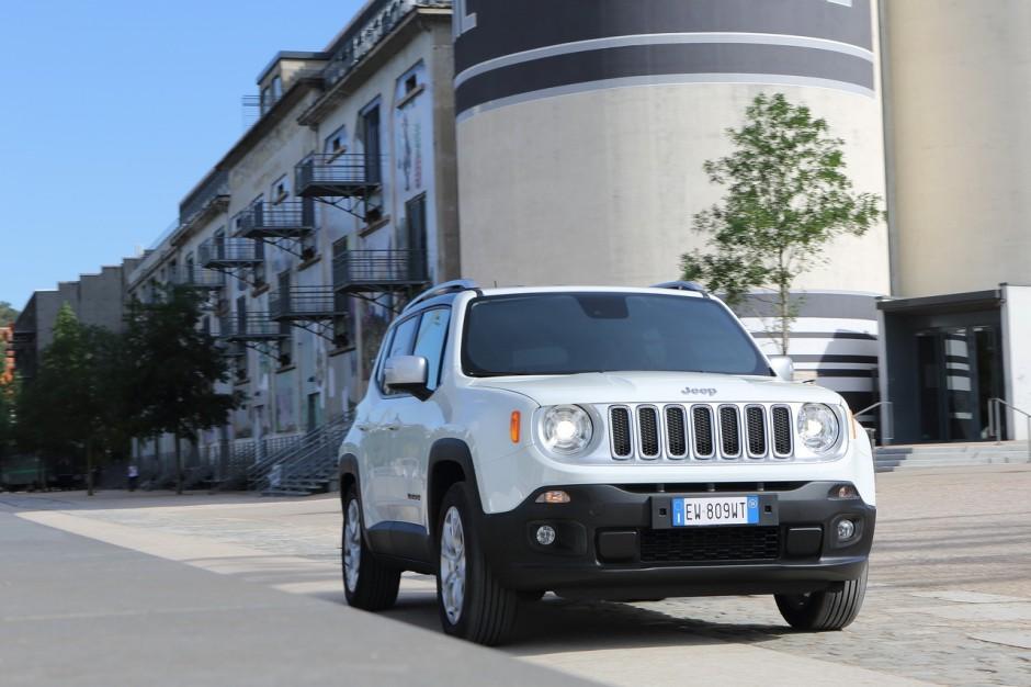 essai nouveau renegade jeep arrive en ville photo 6 l 39 argus. Black Bedroom Furniture Sets. Home Design Ideas