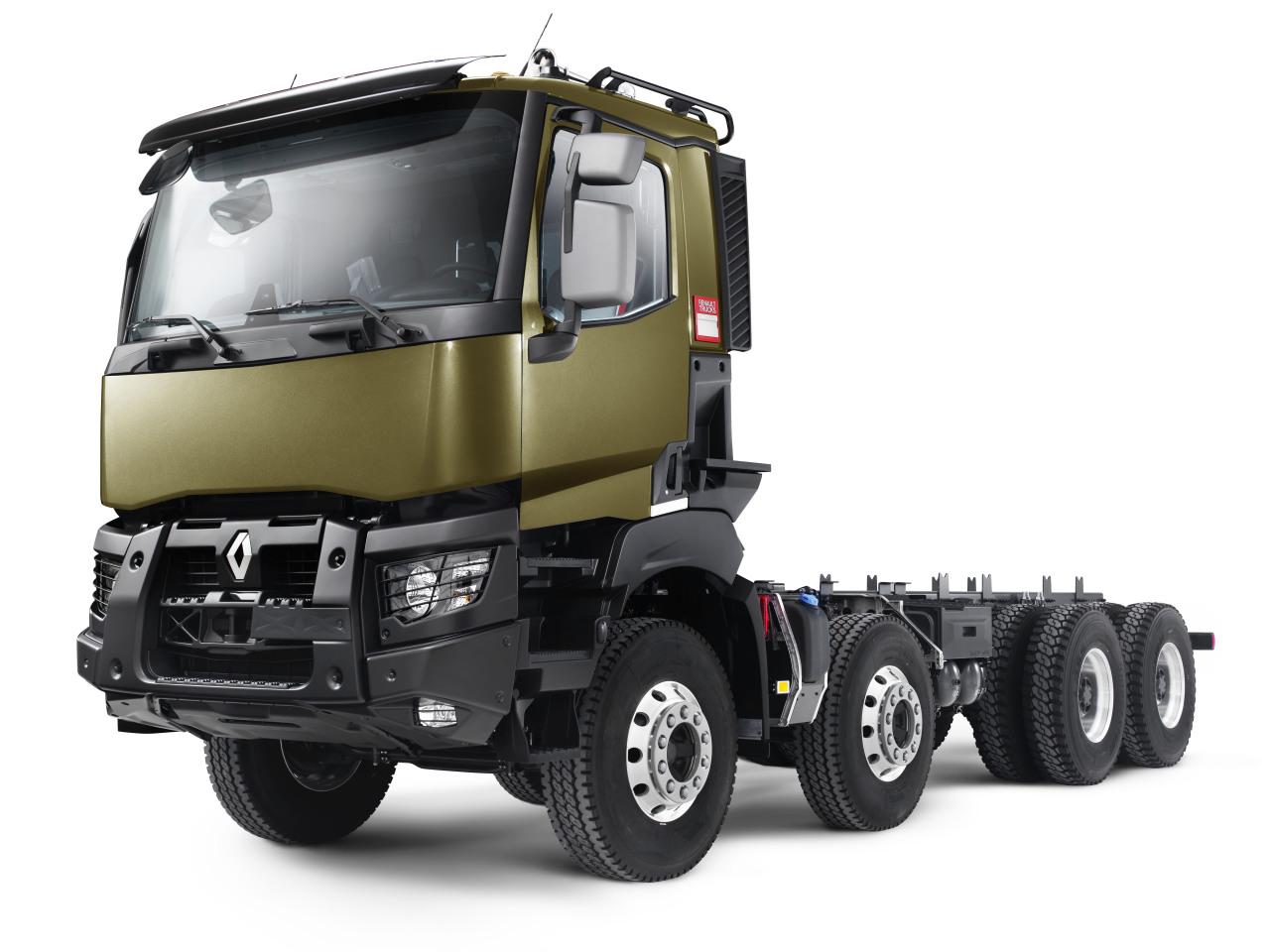 tout sur les nouveaux camions de renault trucks l 39 argus. Black Bedroom Furniture Sets. Home Design Ideas