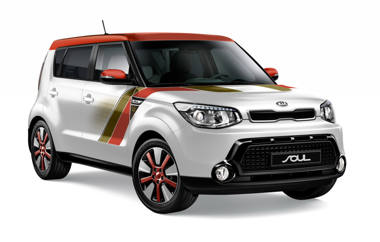 kia soul raging soul une s rie sp ciale 200 exemplaires l 39 argus. Black Bedroom Furniture Sets. Home Design Ideas