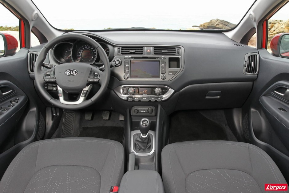 essai de la nouvelle kia rio 2011 photo 19 l 39 argus. Black Bedroom Furniture Sets. Home Design Ideas