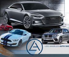 Salon de Los Angeles (2014) : du style, du SUV, du sport !