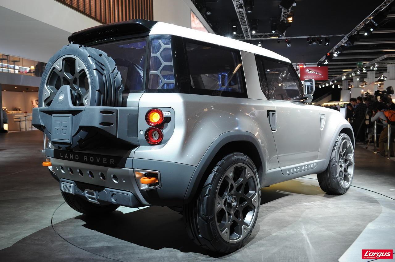 land rover dc 100 land rover dc 100 la l gende. Black Bedroom Furniture Sets. Home Design Ideas
