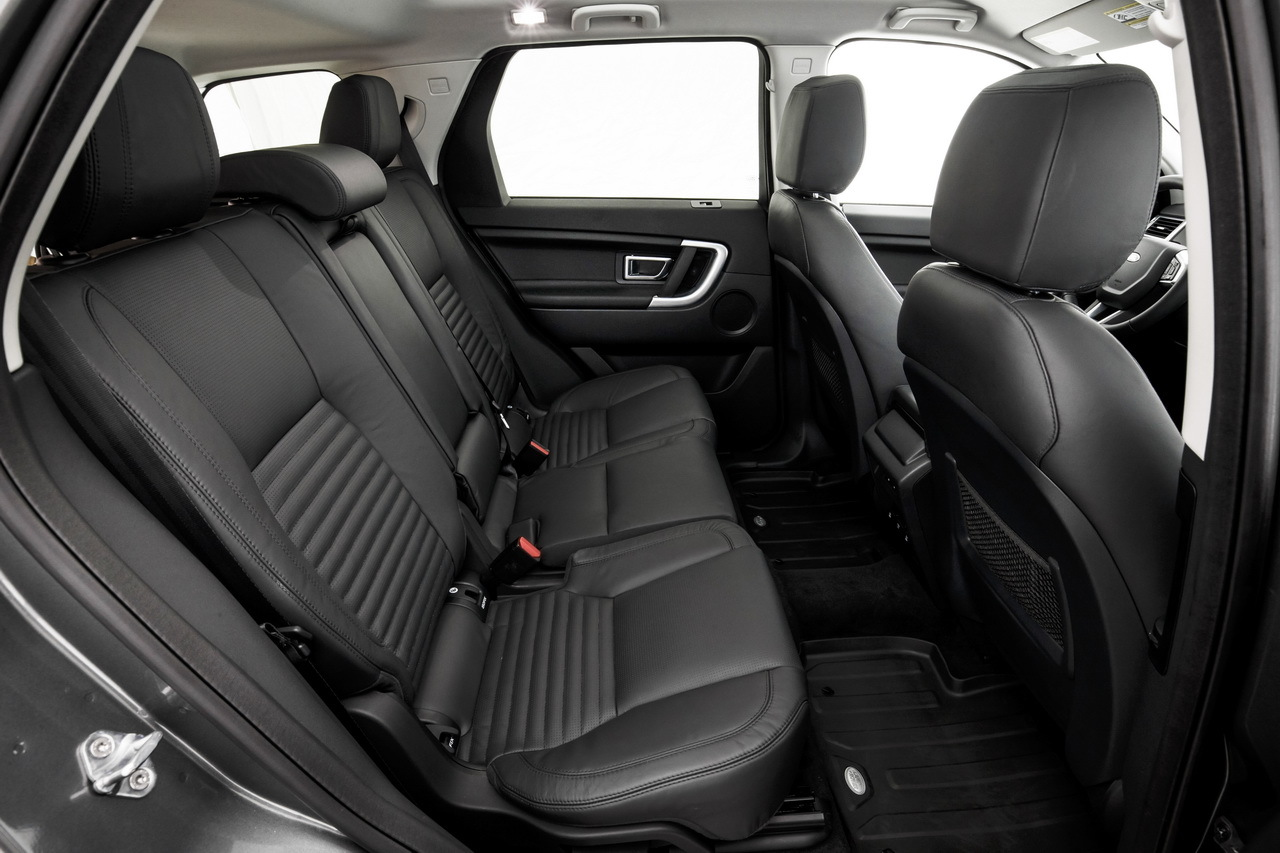 essai land rover discovery sport il n 39 a pas froid aux yeux photo 32 l 39 argus. Black Bedroom Furniture Sets. Home Design Ideas