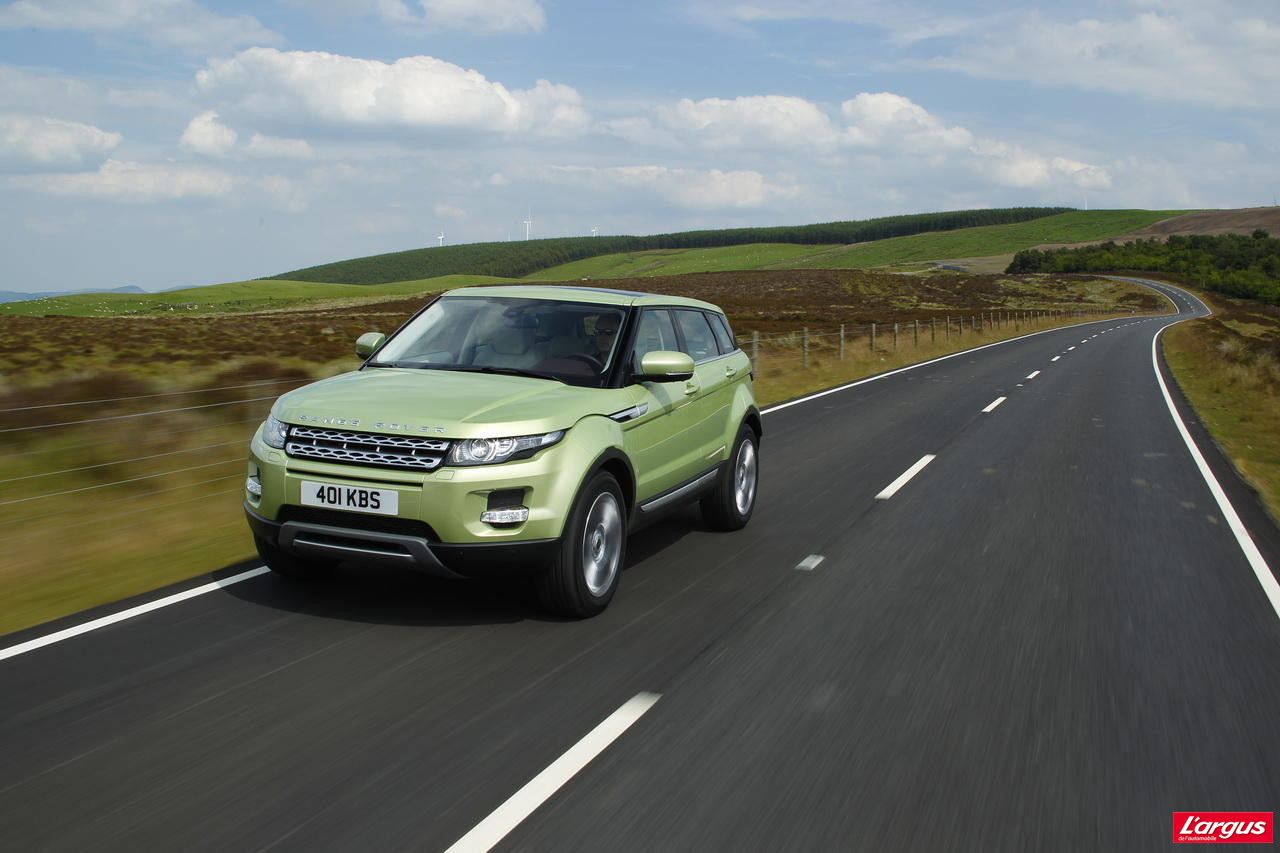 essai range rover evoque sd4 bva op ration r duction photo 4 l 39 argus. Black Bedroom Furniture Sets. Home Design Ideas