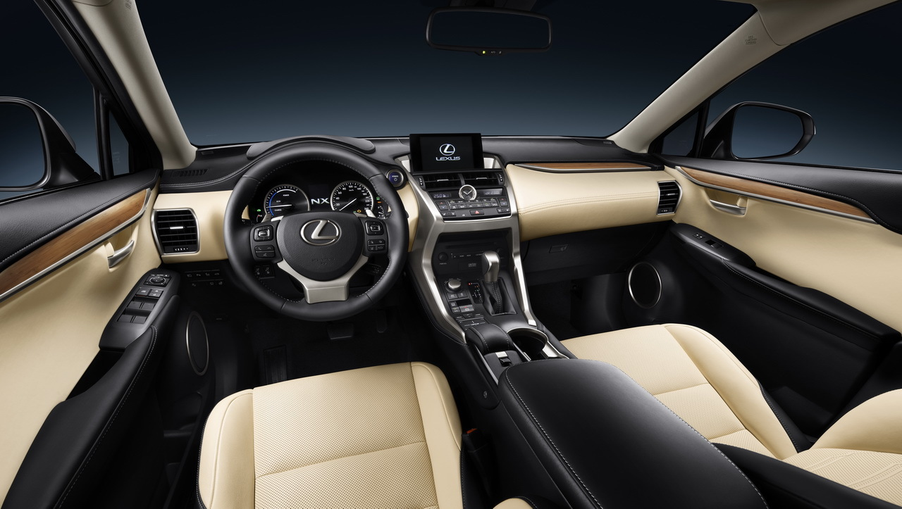 lexus nx 2014 un nouveau suv compact qui met le turbo. Black Bedroom Furniture Sets. Home Design Ideas