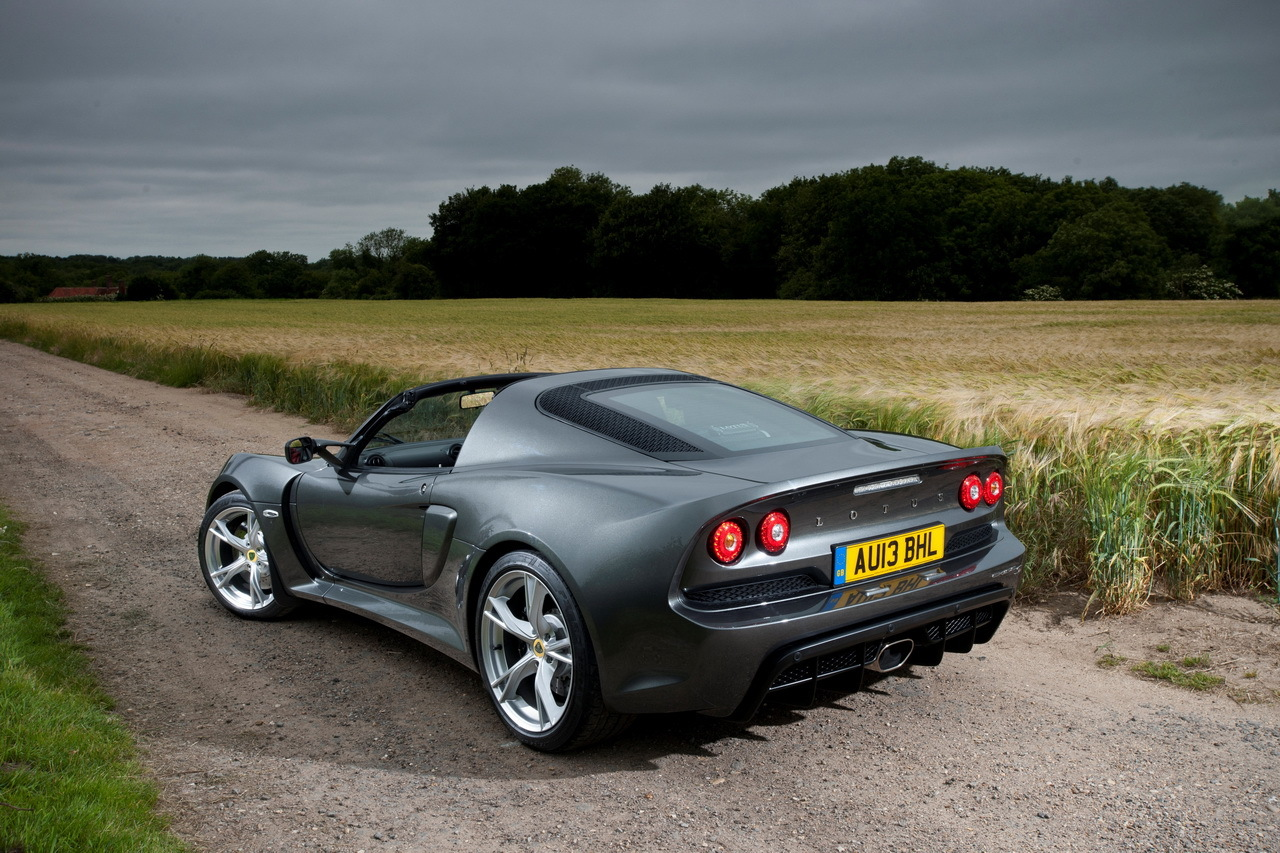 lotus exige s v6 et de mille photo 3 l 39 argus. Black Bedroom Furniture Sets. Home Design Ideas