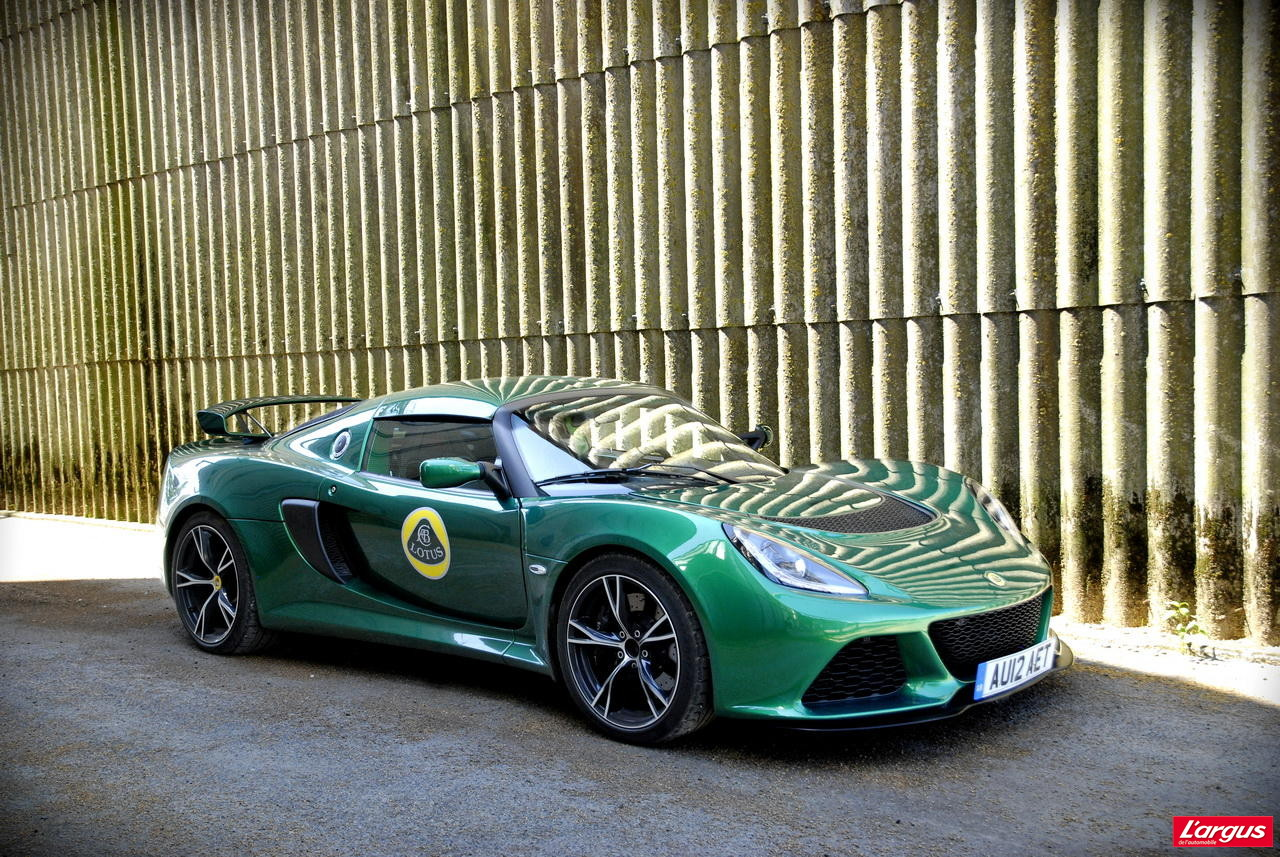 essai lotus exige s 2012 notre avis sur l 39 exige v6 photo 7 l 39 argus. Black Bedroom Furniture Sets. Home Design Ideas